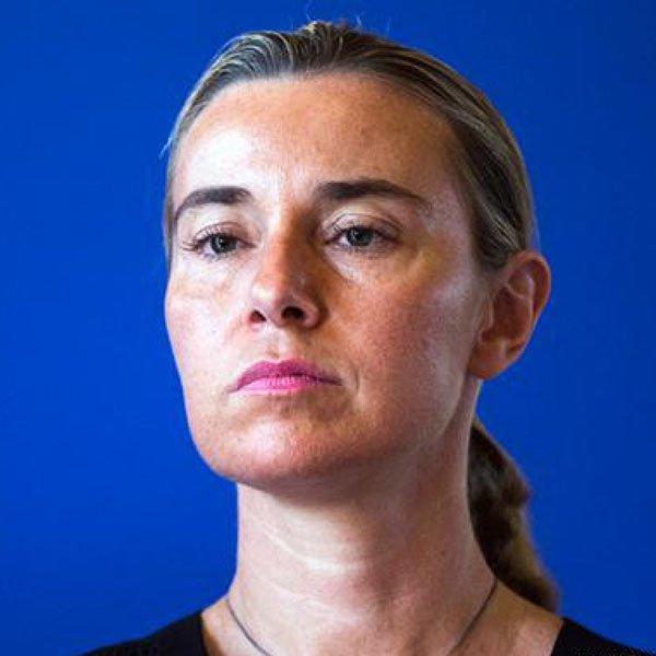 Федерика Могерини проглотила язык в Москве услышав неудобный вопрос о России