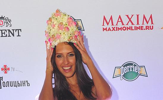 Горячие финалистки конкурса «Мисс Maxim 2014» (+18)