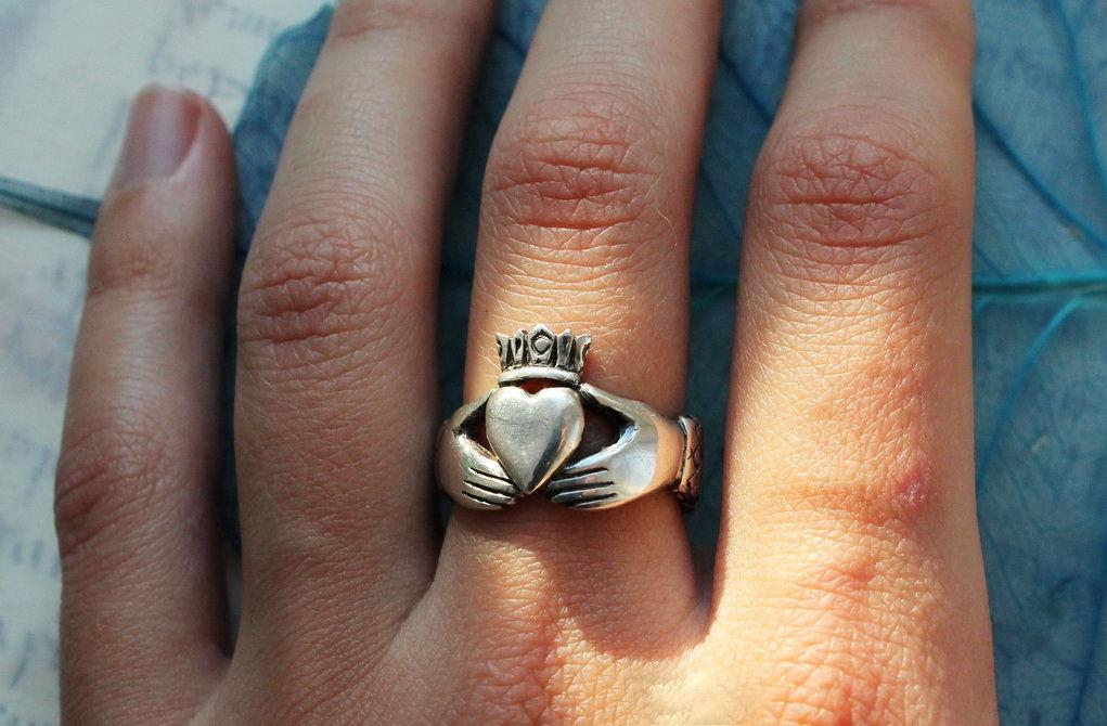 Кладдахское кольцо – любовь,…