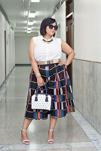 Суперская юбка-брюки