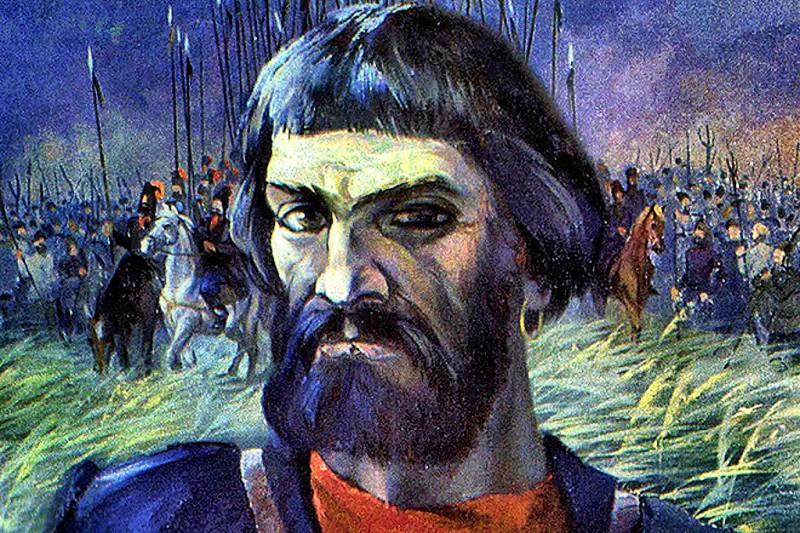 Помнит Астраханская земля. Последний бой Народного Заступника Емельяна Пугачева.