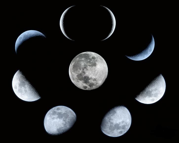 Фаза луны 16 января 2019 года