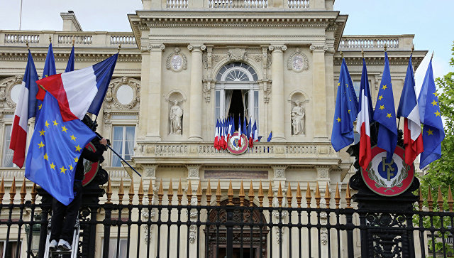 В Париже занервничали из-за решения Трампа по Договору РСМД