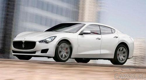 Maserati готовит компактный спорткар