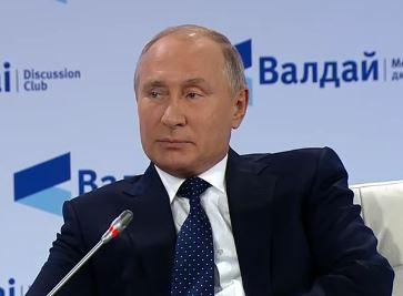 Путин считает задачу РФ по противодействию терроризму в Сирии выполненной