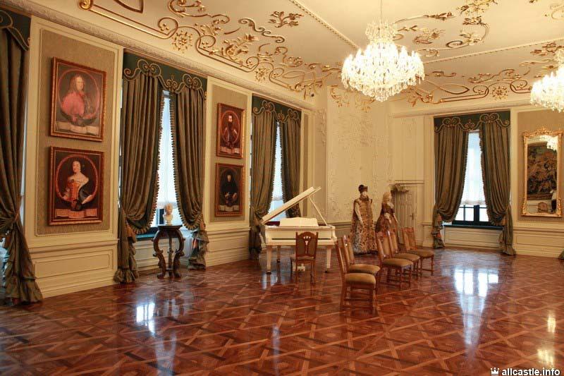 фото: Мирский замок, Беларусь, Мир, замок XVI в