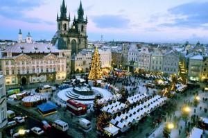 Новый Год в Чехии — всё, что…