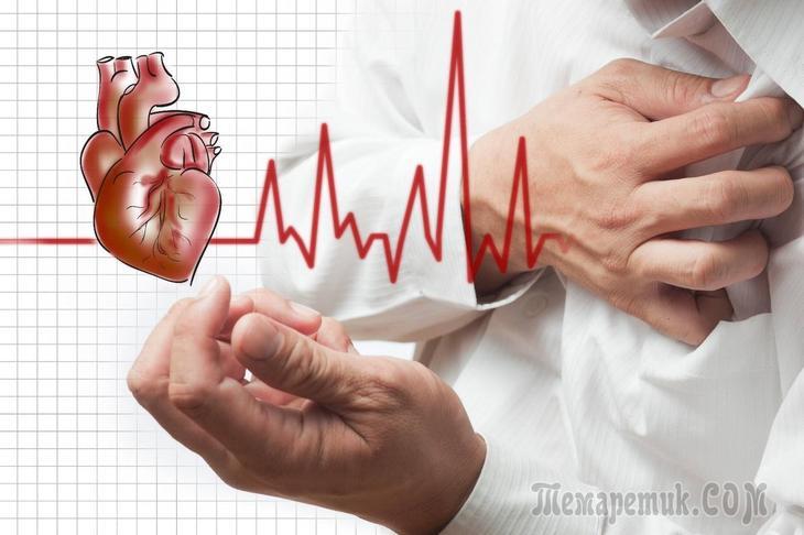 Учимся распознавать сердечный приступ за месяц до его начала…