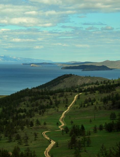 Байкал, или знакомство с чудом