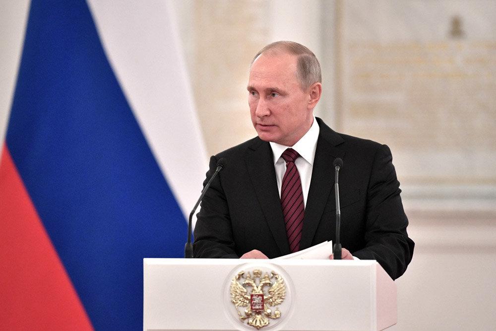 Путин: С начала года предотвращено 43 теракта
