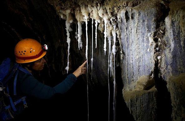 Под горой Содом найдена самая длинная в мире соляная пещера