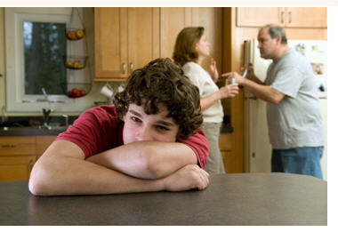 Parents' Divorce: How To Deal With It?