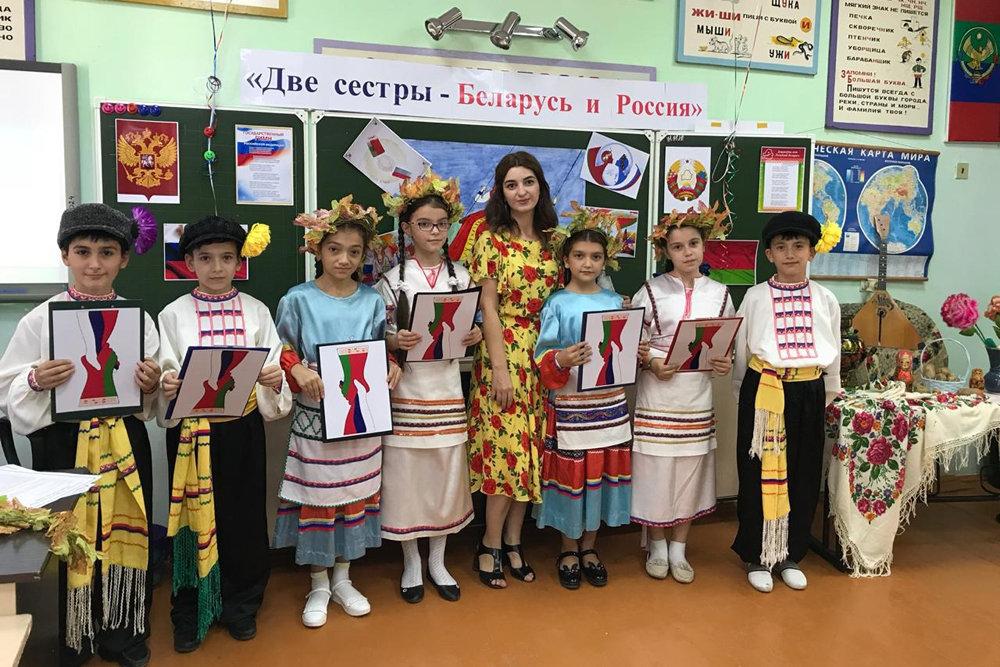 Учитель Мадина Каранаева: Хочу воспитывать в детях миролюбие