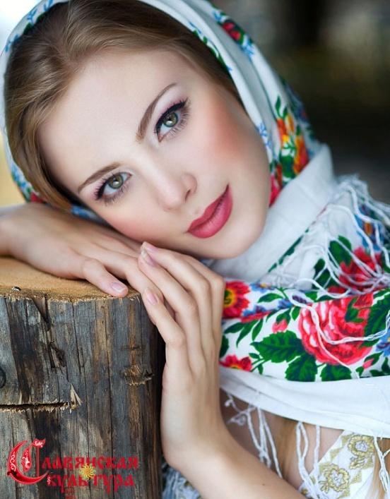 Улов из социальных сетей. Русские красотки (90 фото)