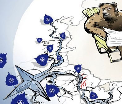 """""""Российская угроза"""" чревата расколом НАТО"""
