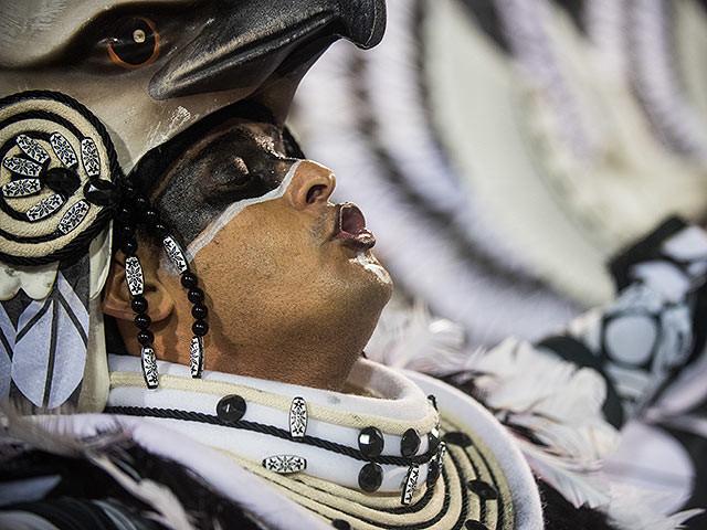 Карнавал в Рио: ангелы и демоны 2017 года