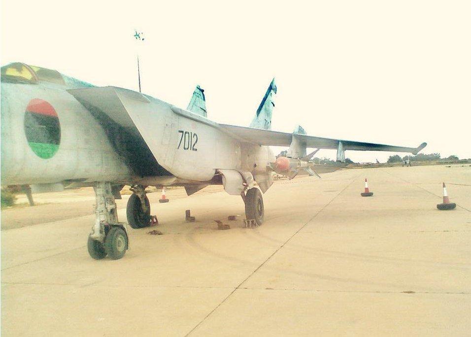 О контртеррористической операции египетской армии на Синае и в Ливии