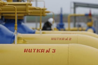 Долг Белоруссии за российский газ превысил полмиллиарда долларов