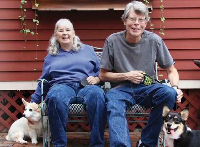 Алкогений Стивен Кинг и безупречная Табита Спрюс: любовь, победившая зависимости