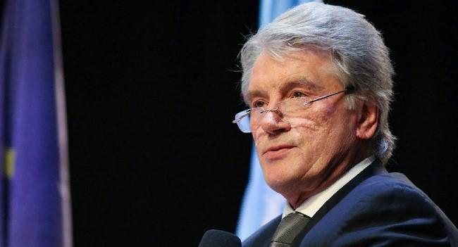 Экс-президент Украины обвини…