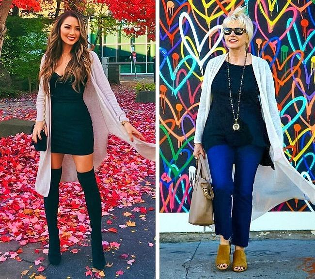 14 модных вещей, которые сделают удачным гардероб женщины любого возраста