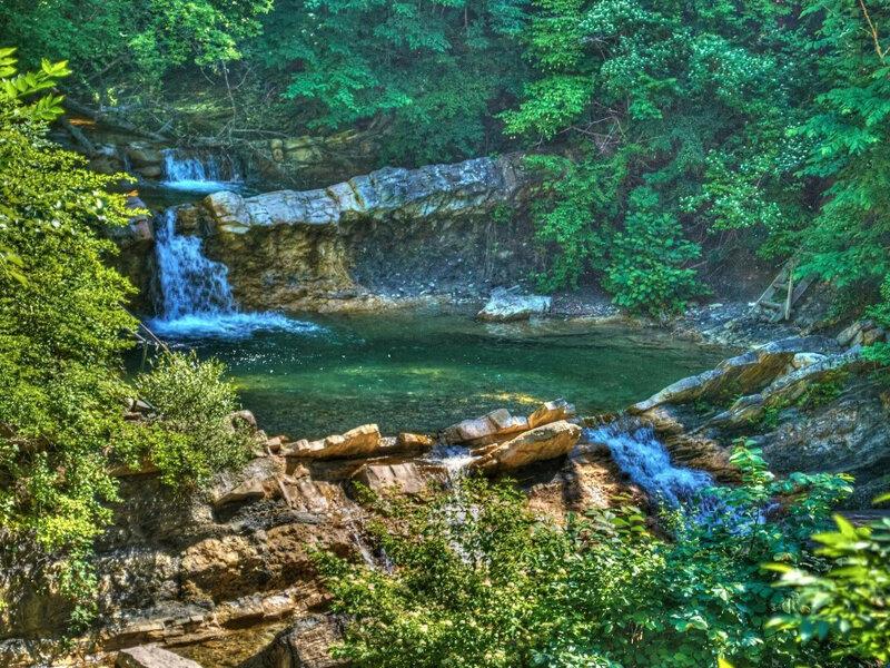 Водопады на реке Жане  ФОТО: DEPOSITPHOTOS.COM