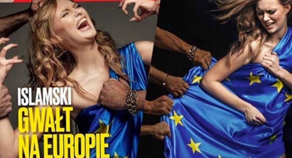 1. Почему блондинки из Стокгольма перекрашиваются в брюнеток 2. В Швеции иммигранты транслировали изнасилование в прямом эфире