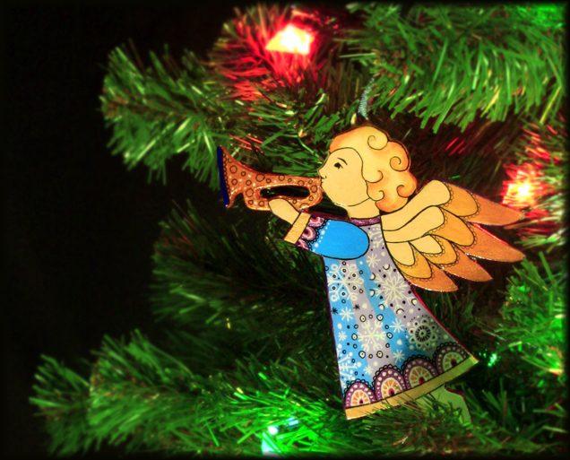 Празднование Рождества в стране Советов