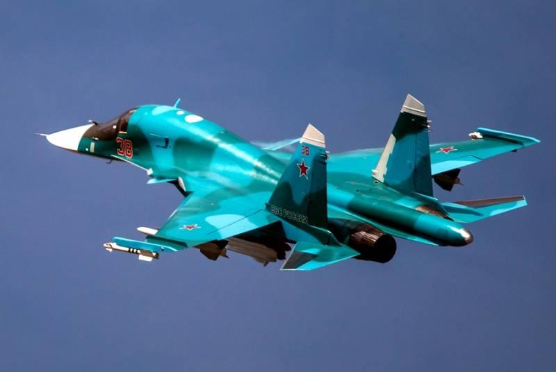 Самый-самый: Су-34