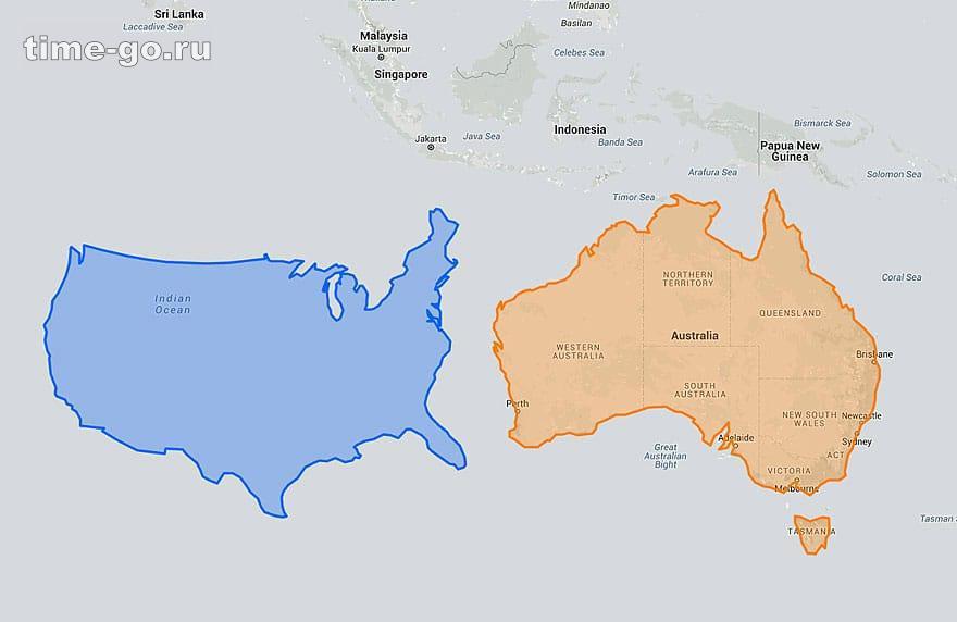 После того, как вы увидите эти карты, ваше представление о мире больше никогда не будет прежним!