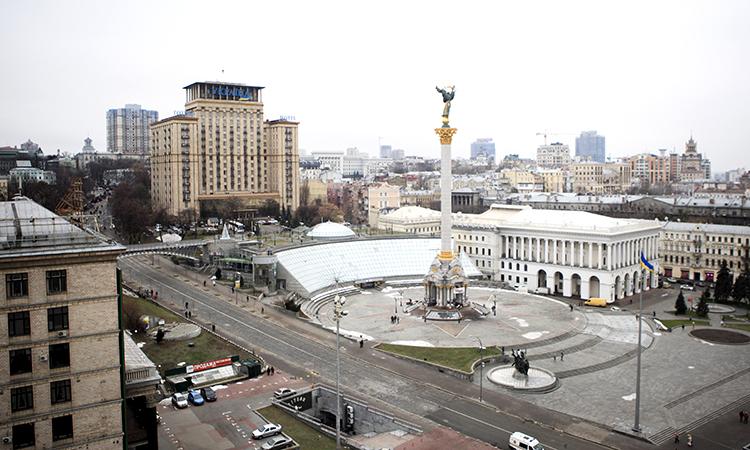 Запад сбрасывает Украину со счетов