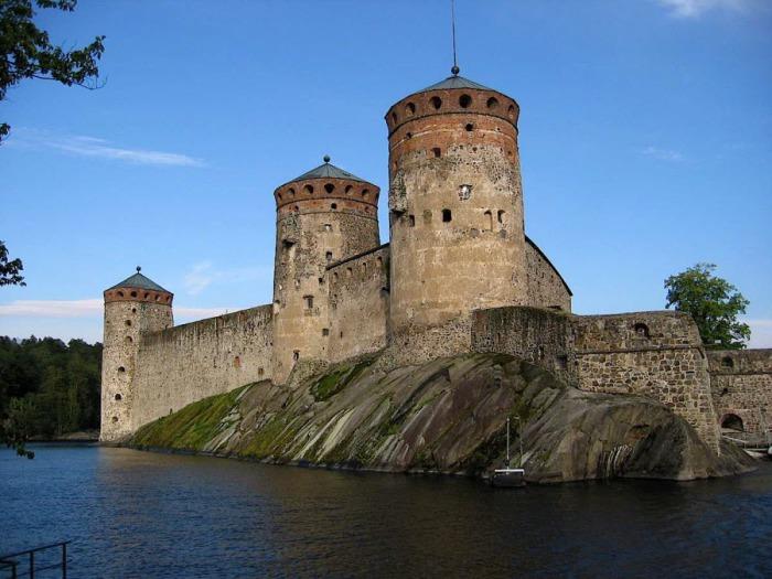 Замок Турку.