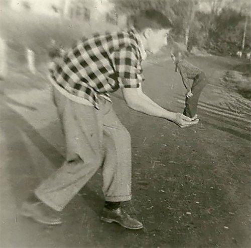 Случайно-удачные снимки из прошлого (25 фото)