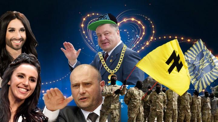 Иностранцев на «Евровидении» могут побить из-за русских