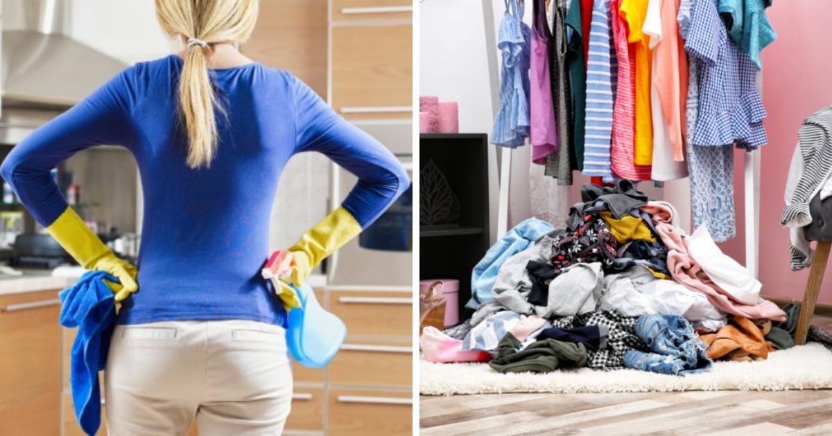 """Храните вертикально и выбрасывайте """"грустные"""" вещи: 7 шагов к порядку дома"""