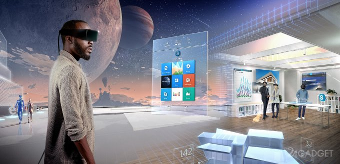 Озвучены системные требования Windows Holographic для ПК