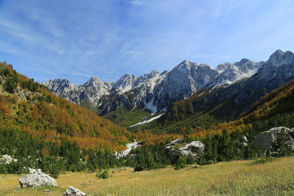 Обожаю горы, виды невероятные.