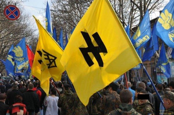 На Украине создается неонацистская супер-коалиция