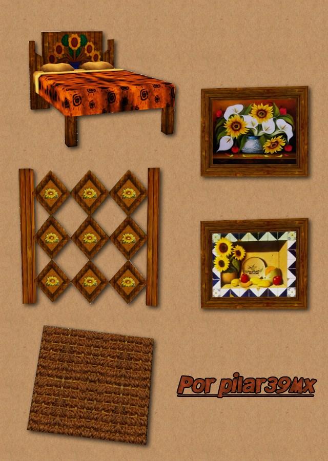 Набор мебели от pilar39mx