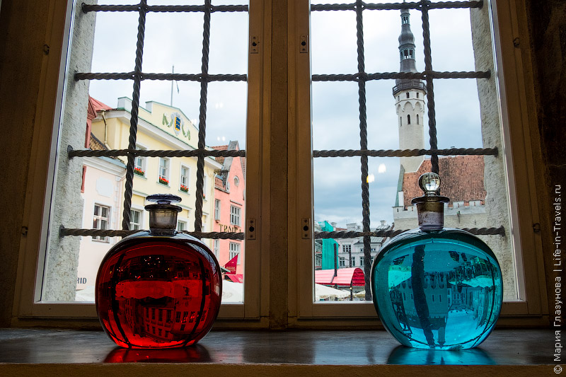 Аптека на Ратушной площади, Таллин, Старый город