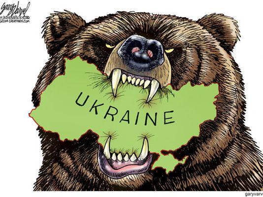 Без «вторжения российского агрессора в Донбассе» Украина лишена всякого смысла. А. Ваджра