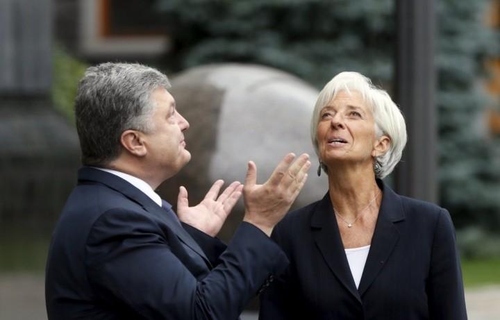 Пришло время настоящего геноцида. Порошенко «уступил» МВФ 35 млн. украинцев
