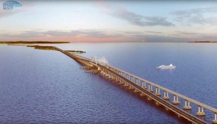 Малоизвестные подробности строительства Керченского моста