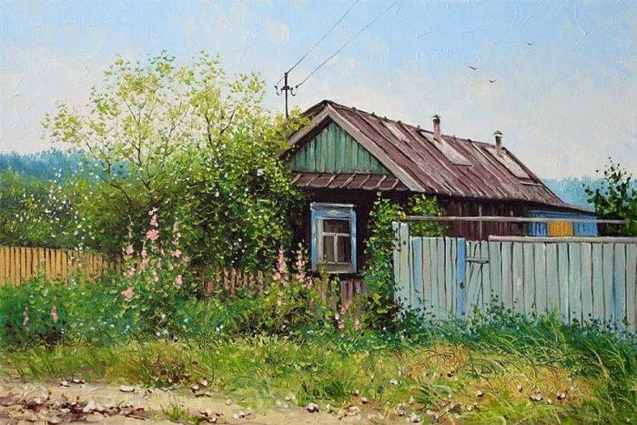 художник Александр Воля картины - 11