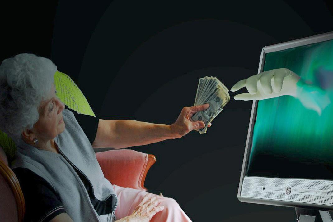 Деньги по воздуху. Россию накрыла волна онлайн-хищений