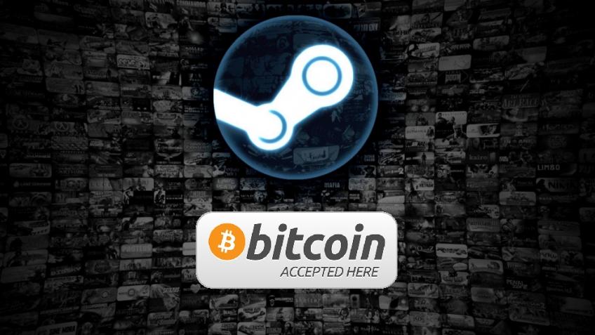 Valve больше не принимает биткойны в Steam