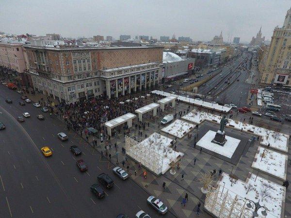 Навальный пробил дно: школьники проигнорировали «всероссийскую забастовку»