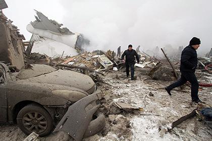 Путин выразил соболезнования Атамбаеву в связи с катастрофой «Боинга»