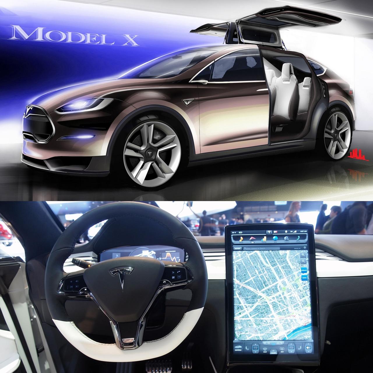 TESLA – революционный электромобиль из кремниевой долины