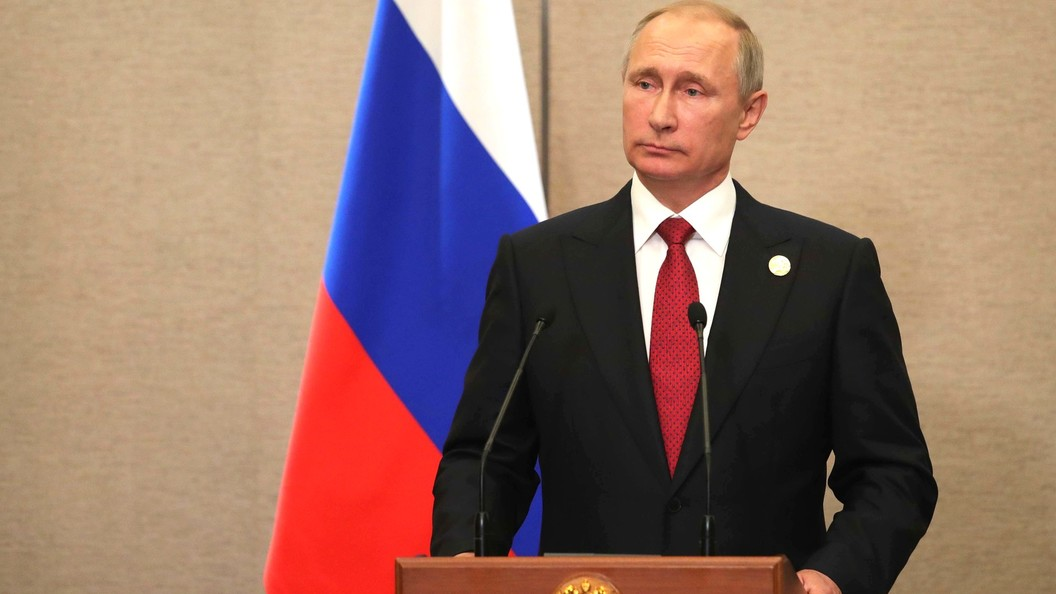 Дмитрий Стешин: Россия должн…